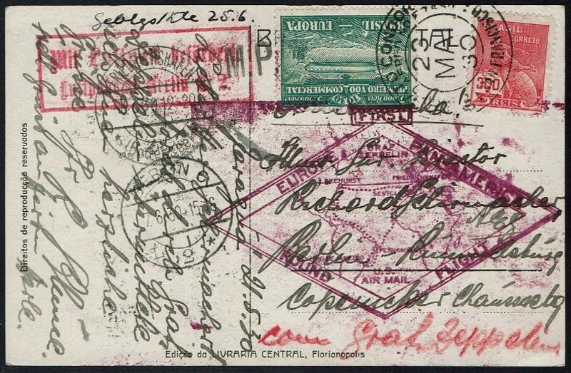 """nach - Südamerikafahrt 1930 (Rundfahrt-) Post nach Friedrichshafen"""" - Seite 7 59_a_s10"""