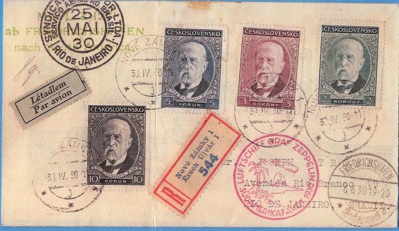 nach - Südamerikafahrt 1930, Post nach Rio de Janeiro - Seite 3 Saf30_10