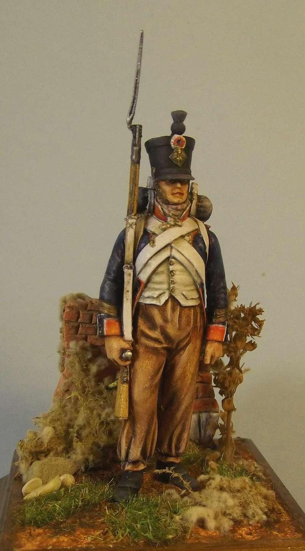 Sergent des fusiliers infanterie de ligne 1807 Dscf2811