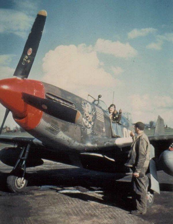 P 51 B de chez Master Kraft amélioration   1/72 Qp-b10