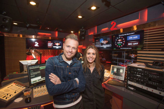 The Nicky Byrne Show: Behind the scenes Nicky-10