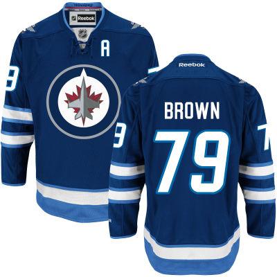 Capitaines et assistants 79-80 Brown11