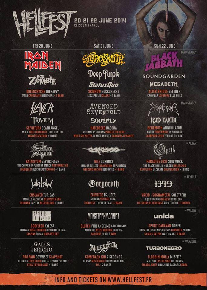 Hellfest 2014 14513110