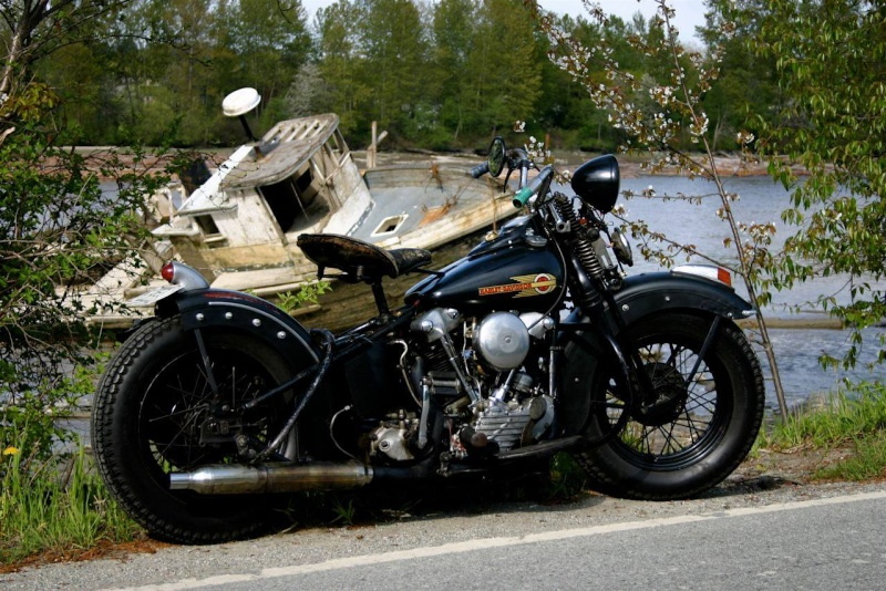 Les vieilles Harley....(ante 84)..... - Page 40 15074610