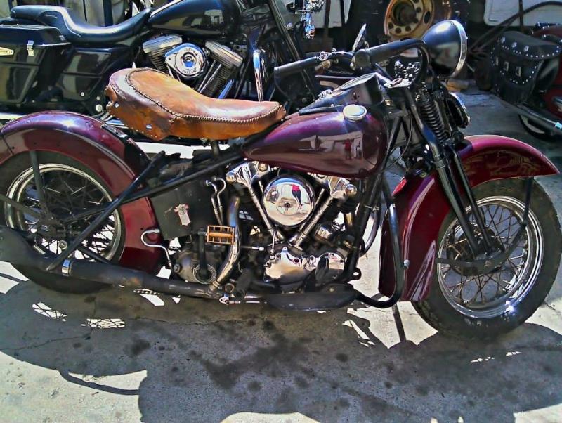 Les vieilles Harley....(ante 84) par Forum Passion-Harley - Page 4 15266510