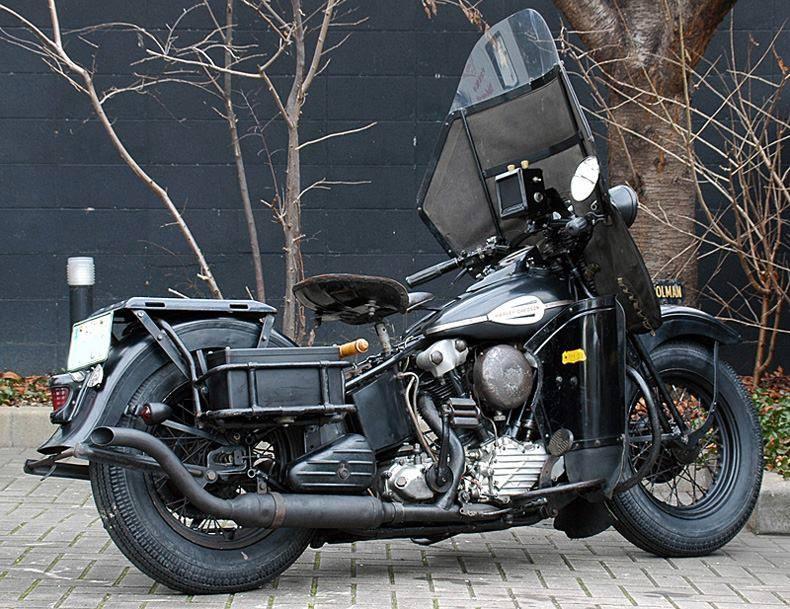 Les vieilles Harley....(ante 84) par Forum Passion-Harley - Page 3 15303110