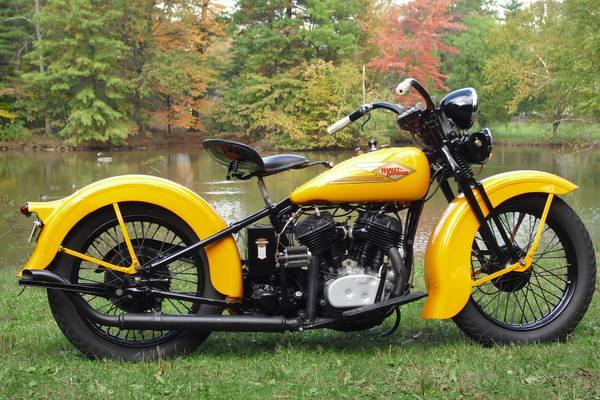 Les vieilles Harley....(ante 84) par Forum Passion-Harley - Page 3 Vl_34_10