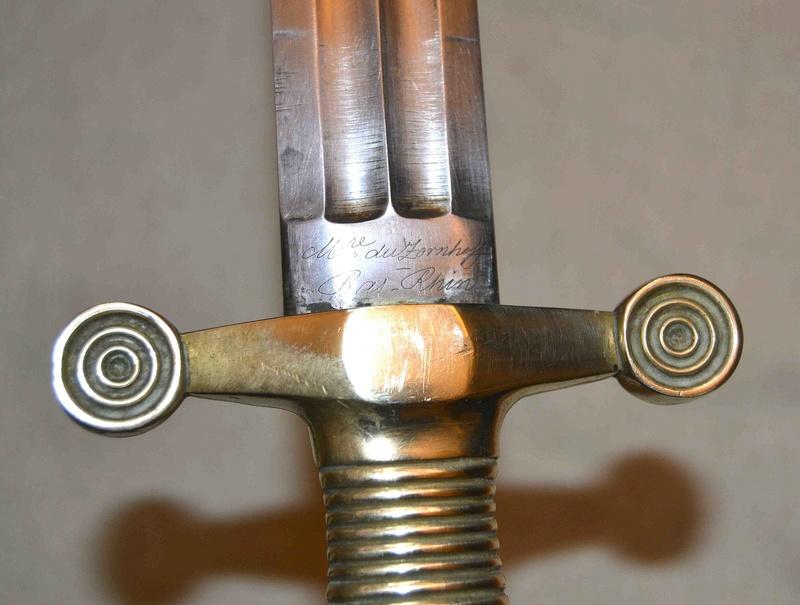 Glaive de la Manufacture du Zornhoff Type_127