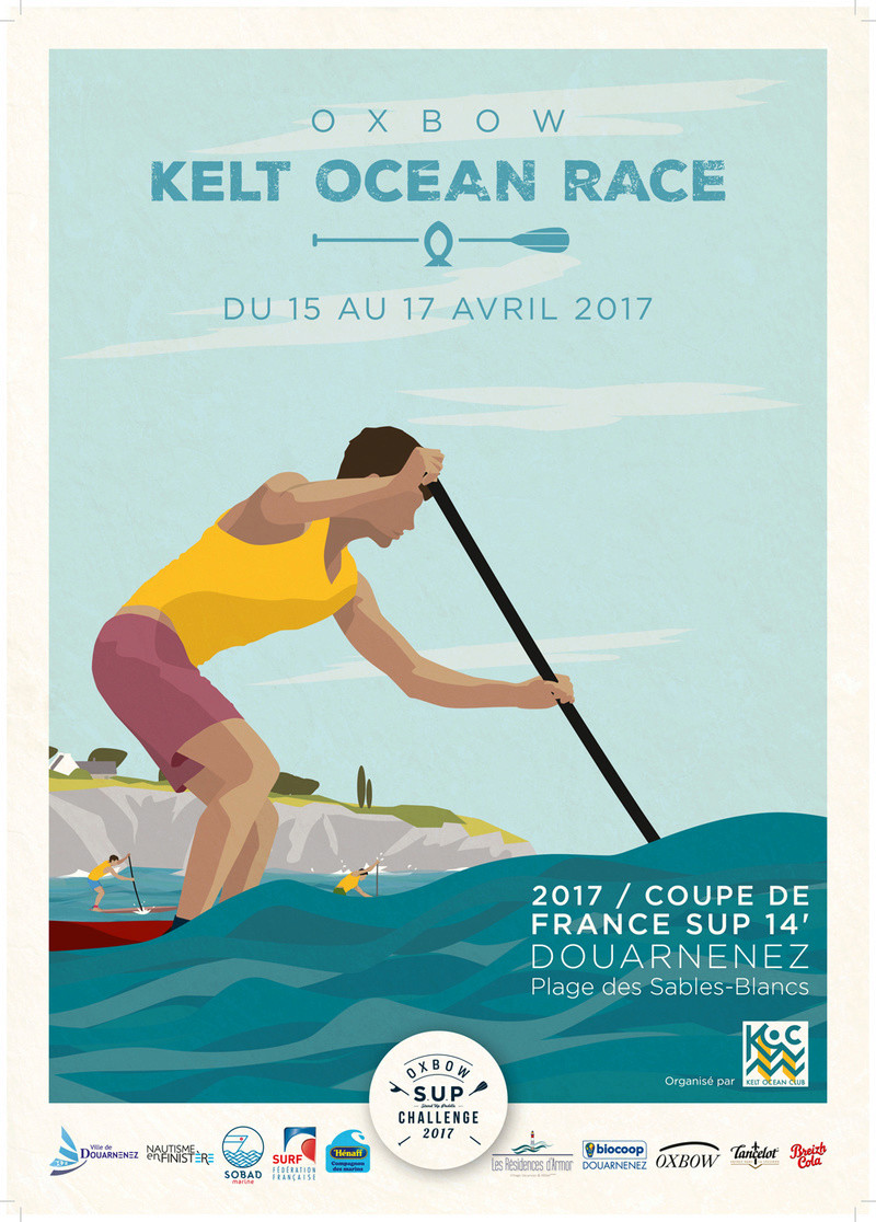 Oxbow Kelt Ocean Race 15-17 avril Douarnenez 1ère épreuve de Coupe de France SUP 14' A3_aff10