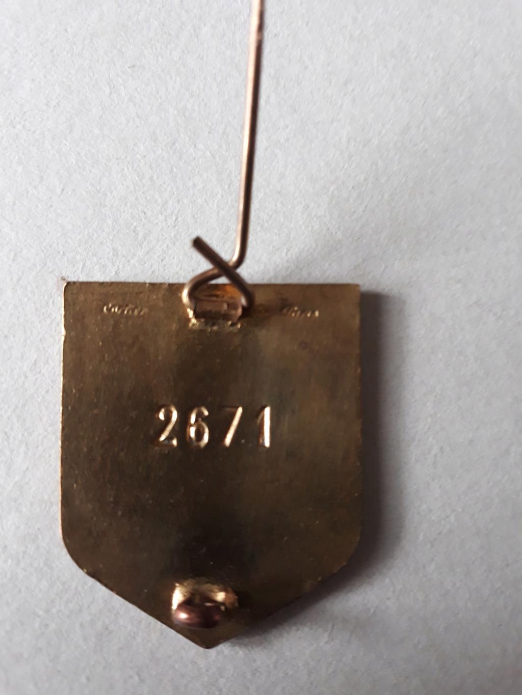 Les numéros de matricule et les insignes 2DB numérotés - Page 2 20191111