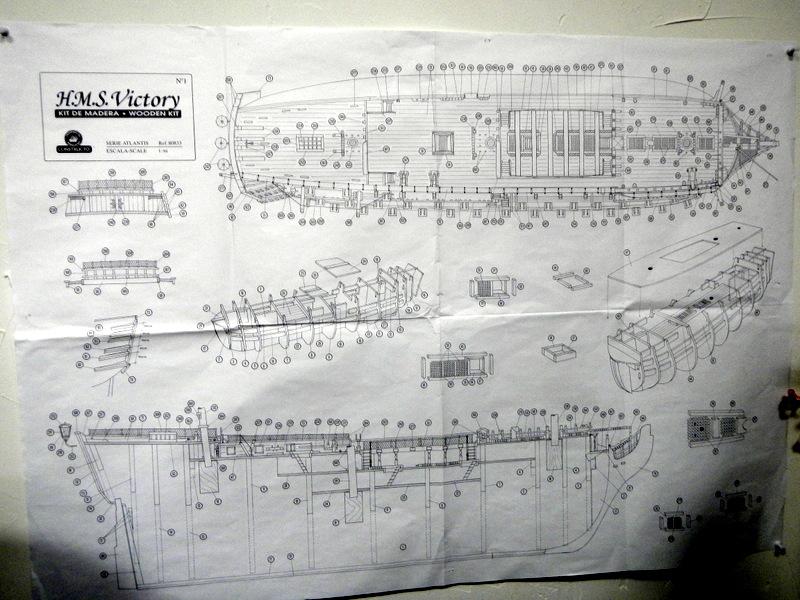 HMS VICTORY  Dscn1111