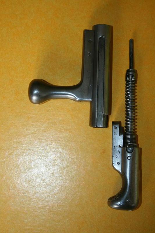 Fusil Mle 1866 Chassepot transformé pour cartouche à étui métallique  Chasse30