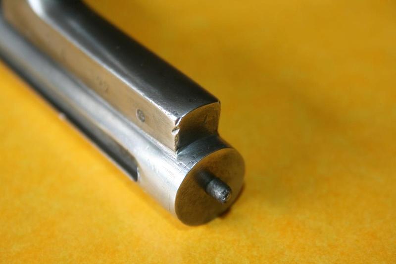 Fusil Mle 1866 Chassepot transformé pour cartouche à étui métallique  Chasse33