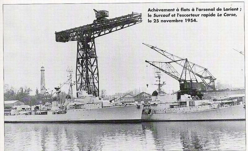 Grande grue 250 t port de Hambourg et Bismarck au 1/350 - Page 2 Corse-10