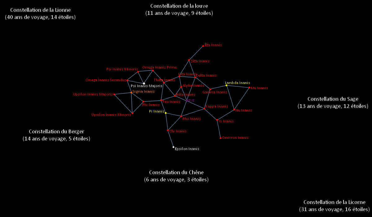 Carte de la constellation du trou noir (Inanis) Galaxi10