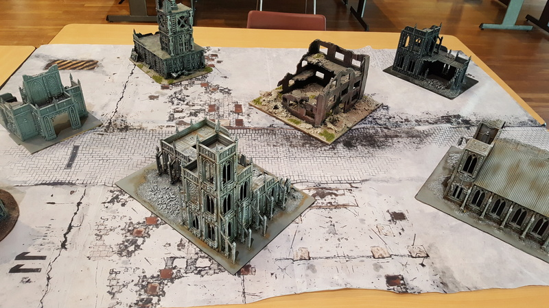 Photos de tournoi warhammer 40 k 20170510