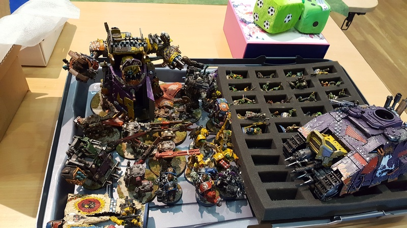 Photos de tournoi warhammer 40 k 20170515