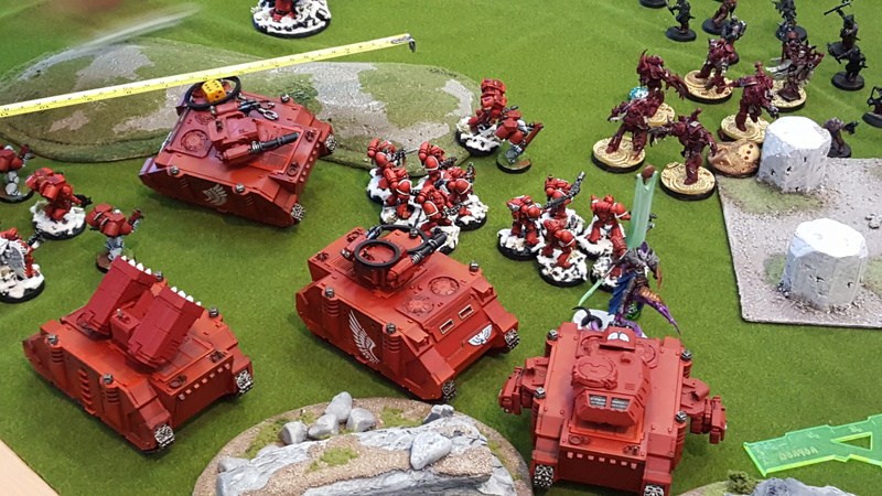 Photos de tournoi warhammer 40 k 20170517