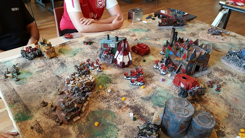 Photos de tournoi warhammer 40 k 20170519