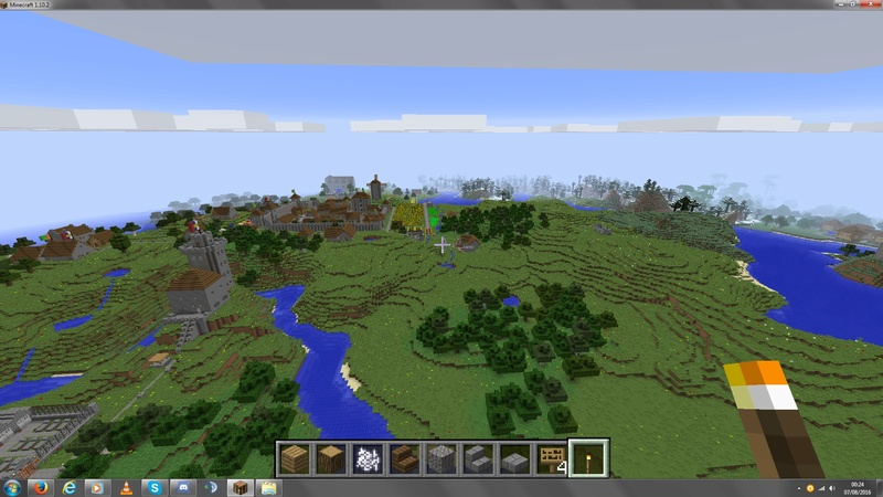 Minecraft: mes mondes/créations - Page 6 Mine_010