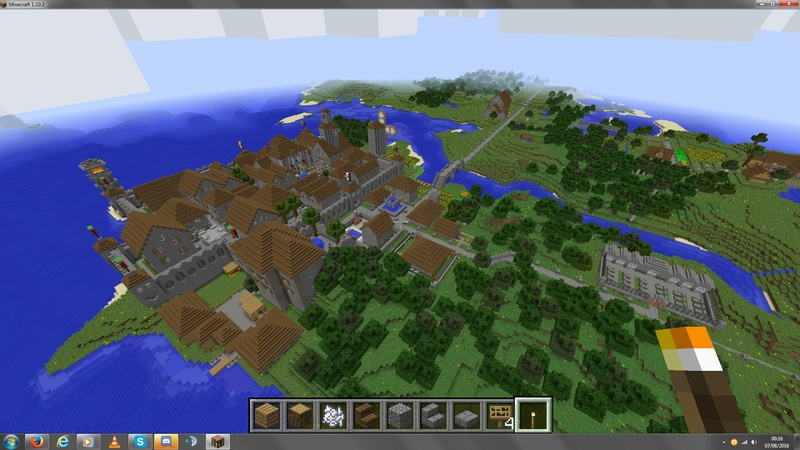 Minecraft: mes mondes/créations - Page 6 Mine_012