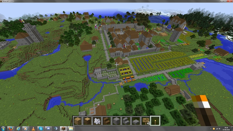 Minecraft: mes mondes/créations - Page 6 Mine_013