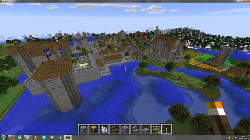 Minecraft: mes mondes/créations - Page 6 Mine_014