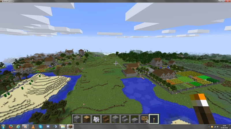 Minecraft: mes mondes/créations - Page 6 Mine_110