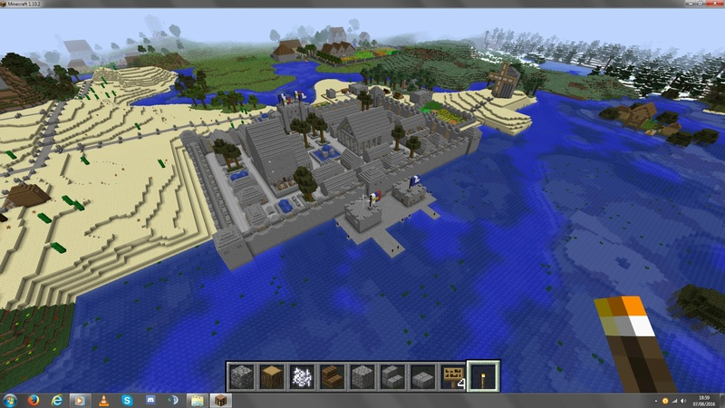 Minecraft: mes mondes/créations - Page 6 Mine_111