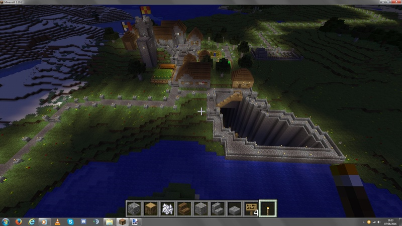 Minecraft: mes mondes/créations - Page 6 Mine_117