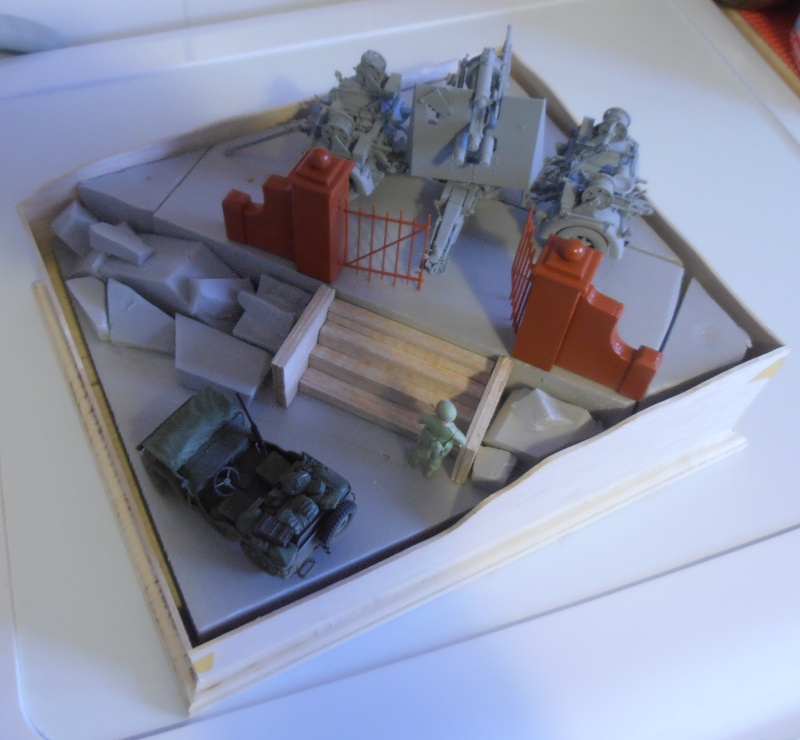 Flak 88 abandonne. P2010910