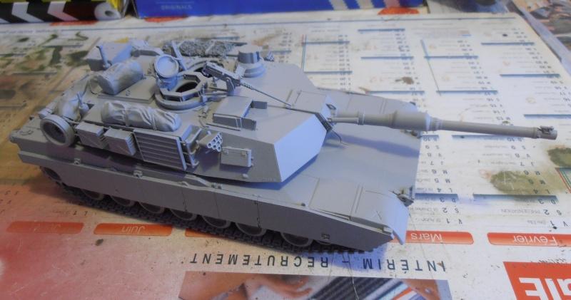 peinture - M1a1 Abrams ( la peinture ) P2081012