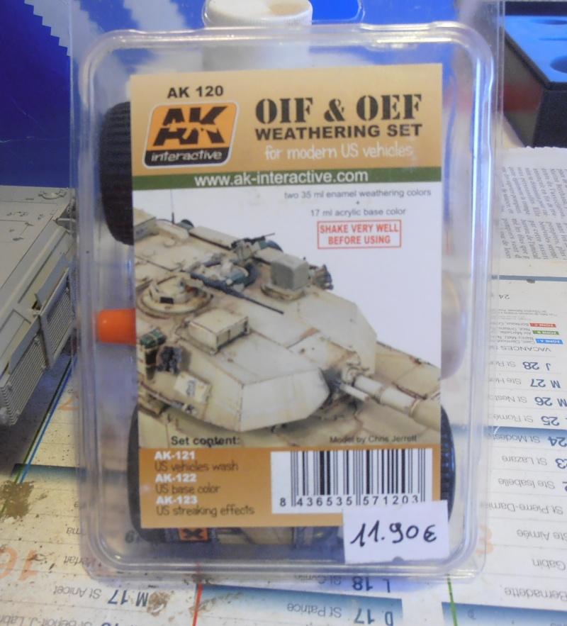 peinture - M1a1 Abrams ( la peinture ) P2081015