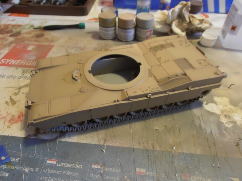 peinture - M1a1 Abrams ( la peinture ) P2081017