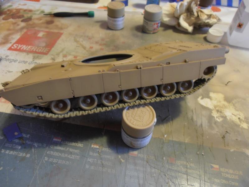 peinture - M1a1 Abrams ( la peinture ) P2081018