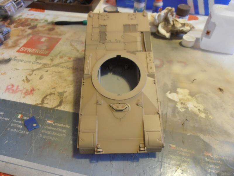 peinture - M1a1 Abrams ( la peinture ) P2081019