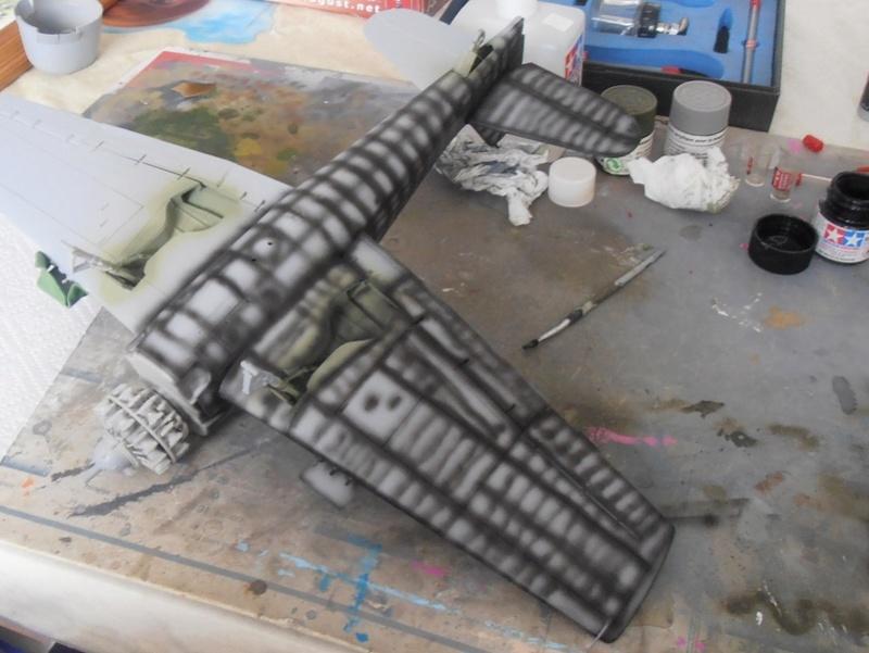 GRUMMAN F6F-5 Hellcat (Hasegawa 1/32eme) - Page 2 P3121115