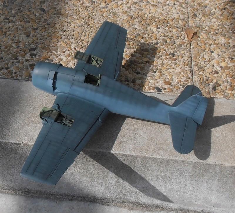 GRUMMAN F6F-5 Hellcat (Hasegawa 1/32eme) - Page 2 P3131211
