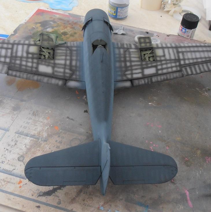 GRUMMAN F6F-5 Hellcat (Hasegawa 1/32eme) - Page 2 P3131212
