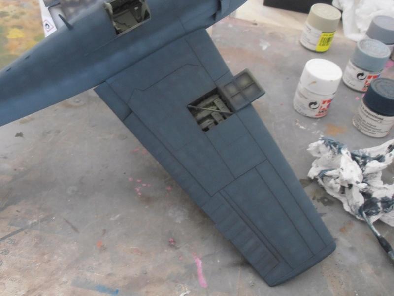 GRUMMAN F6F-5 Hellcat (Hasegawa 1/32eme) - Page 2 P3131213