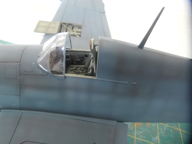 GRUMMAN F6F-5 Hellcat (Hasegawa 1/32eme) - Page 2 P3131216