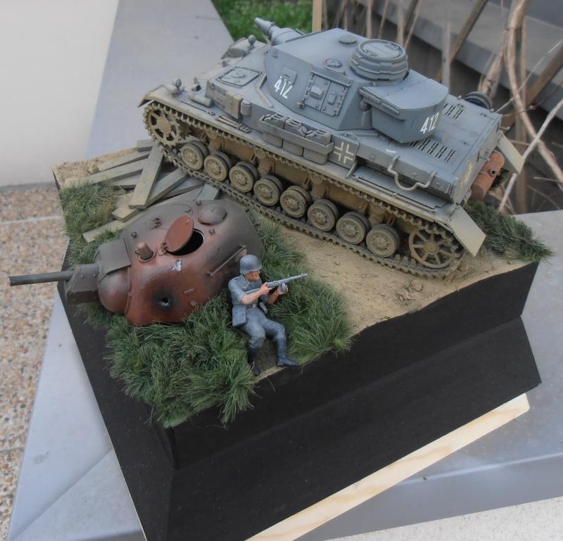 A l attaque!!!  ( panzer IV italeri, 1/35eme ) - Page 2 P4040410
