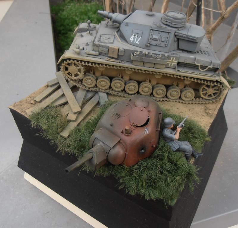 A l attaque!!!  ( panzer IV italeri, 1/35eme ) - Page 2 P4040411