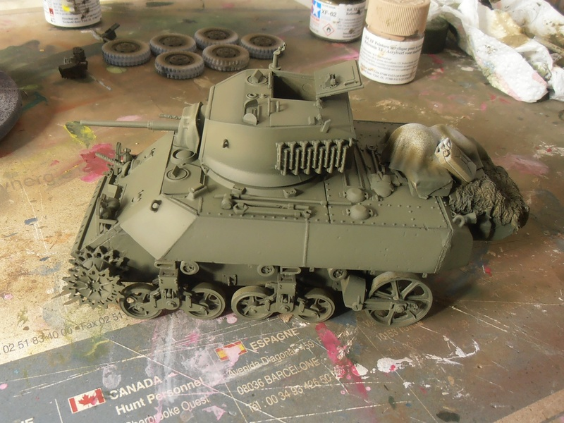 """Normandie 1944  """" Vite le doc !!!! """" (Nemrod, Dragon, Miniart ) montage en commun. - Page 7 P4071313"""
