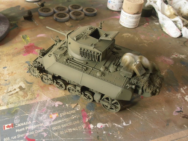 """Normandie 1944  """" Vite le doc !!!! """" (Nemrod, Dragon, Miniart ) montage en commun. - Page 7 P4071315"""