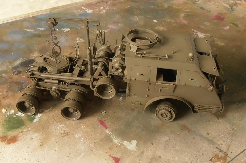 M26 Dragon wagon Tamiya et barge Italeri au 1/35eme - Page 3 P5131612
