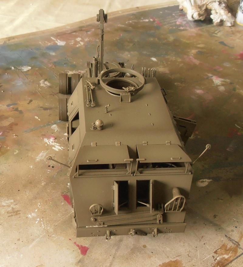 M26 Dragon wagon Tamiya et barge Italeri au 1/35eme - Page 3 P5131614