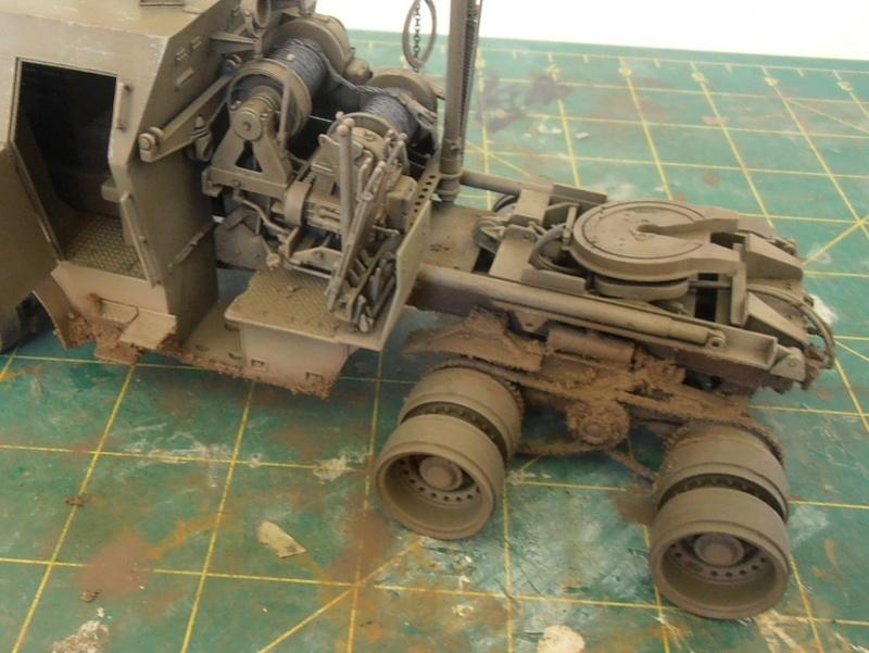M26 Dragon wagon Tamiya et barge Italeri au 1/35eme - Page 3 P5151712
