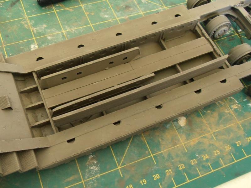 M26 Dragon wagon Tamiya et barge Italeri au 1/35eme - Page 4 P5161711