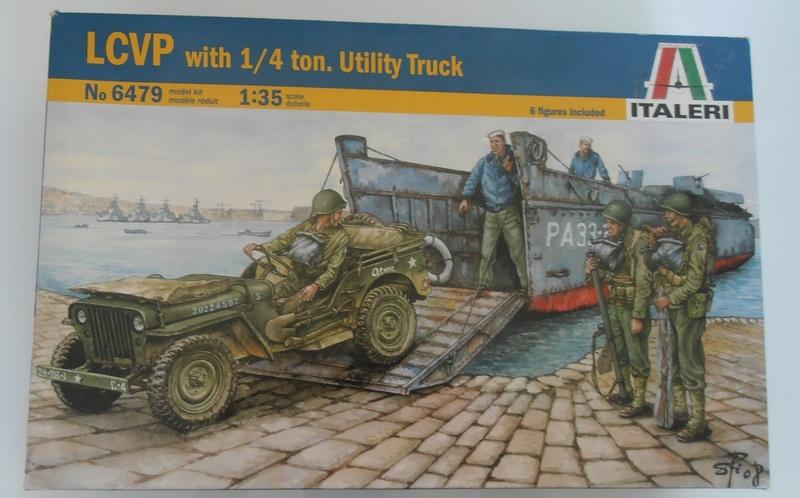M26 Dragon wagon Tamiya et barge Italeri au 1/35eme - Page 4 P5161813